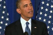 President Obama asserts counter-terror vision
