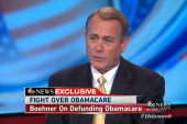 Boehner's multiple partisan personalities