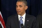 Obama delivers vocal defense of NSA...