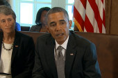 Obama's caution over UN's Syria proposal