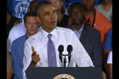 Pres. Obama's 'speech' strategy ahead of...