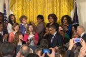Pres. Obama: 'Shame on us' if we forget...