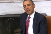 Obama: North Korea should end 'belligerent...