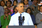 Obama on 'the cost of ignorance'