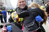 Boston says goodbye to bombing victims...
