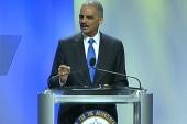 AG Holder, Hillary Clinton help reopen...