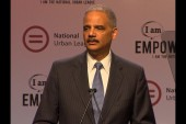 Expectations high on Holder's voting fight...