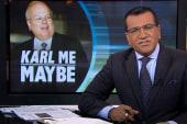 Bashir: Obama's bad week good for Karl Rove