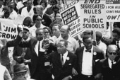50 years after historic march, Pres. Obama...