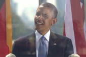 Obama's return to Berlin amid NSA,...