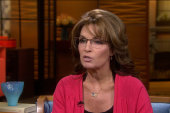 Palin sells books, uses slavery analogy
