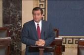 Watch Cruz go full hypocrite on Senate floor