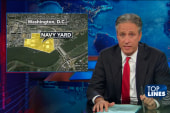 Top Lines: Stewart, Fox react to DC shooting