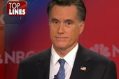 Romney's rivals pounce in weekend debates
