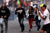 Boston Marathon participant turns...