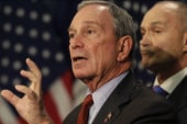 Bloomberg sticks foot in mouth on De...
