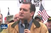 Top Lines: Cruz and his confederates