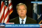 Top Lines: Graham gets Benghazi'd