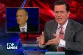 Top Lines: Stewart, O'Reilly, Colbert,...