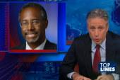 Top Lines: Obama, dodgeball, drunk Muppets...
