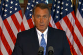 Boehner's new debt ceiling ultimatum