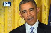 Top Lines: Stewart, Obama, IRS, AP,...