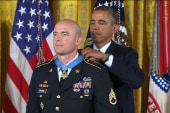 Medal of Honor for Staff Sgt. Ty Carter