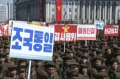 New North Korean threats toward United...