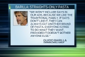 Barilla CEO stirs pot with anti-gay comments