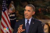 Obama: GOP 'irresponsible' on health care