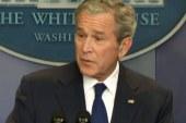 Debating the merit of the George W. Bush...