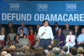 Ted Cruz and the 'defund Obamacare' strategy