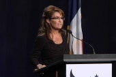 Bashir: Palin, 'a world class idiot'