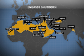 Tension rises in Middle East after travel...