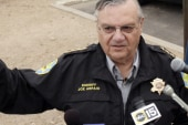 Judge says it's so: 'Sheriff Joe' Arpaio...