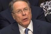NRA, Wayne LaPierre's 'credibility...