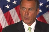 Boehner won't get off his 'ass' to...