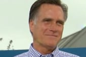 The Romney return and a red scare for Ted...