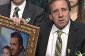 Newtown father tells Senate gun control is...