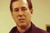 'Rick-mentum' for Santorum?