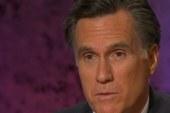 Debate casts Romney in leading light