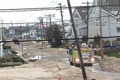 Floodwaters hit Point Pleasant, NJ hard
