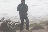 Sandy whips N.J. coast