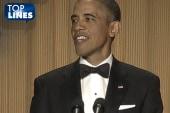 Top Lines: Colbert, Colbert Busch, Obama,...