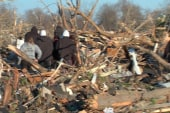 Death, destruction, tornadoes in the Midwest