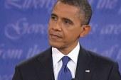 Obama set off 'blink meter' at debate