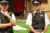Woman held in UK terror probe freed