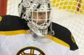Bruins goalie skips White House event