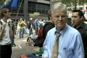 GOP '12 candidate supports Occupy Wall Street