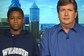 Former bullying victim speaks about...